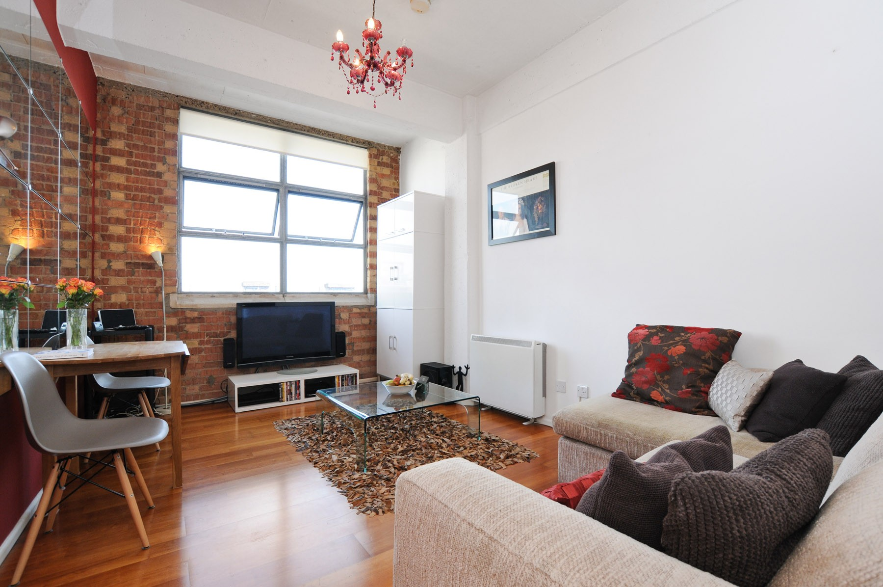 London Academic Apartment Rental