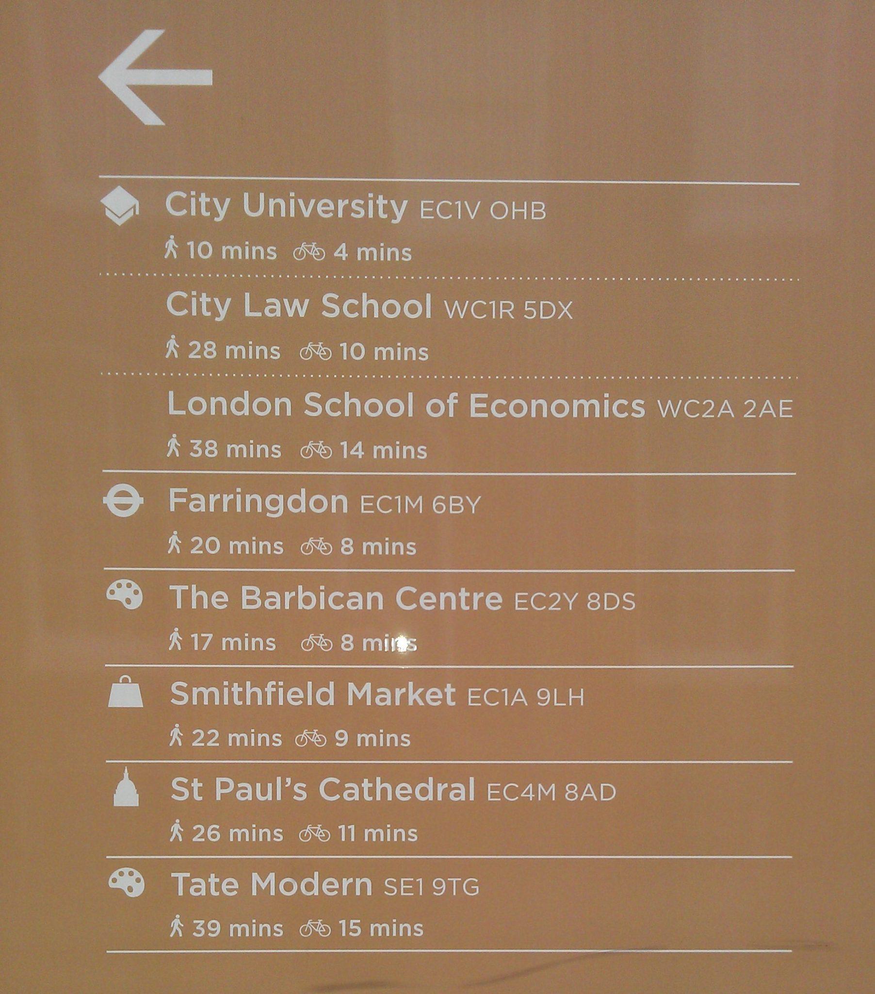 London Academic Apartment Rental - Location